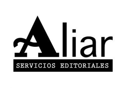 Logotipo Aliar Servcicios Editoriales