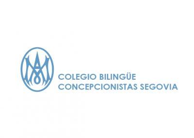 Trabajo Flyer Colegio Concepcionistas Segovia