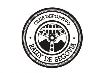 Trabajo carteles Rally Ciudad de Segovia