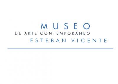 Trabajo tarjetas Museo Esteban Vicente