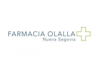 Trabajo Flyer Farmacia Mariana Olalla