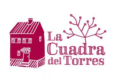 """Logotipo """"Cuadra del Torres"""""""